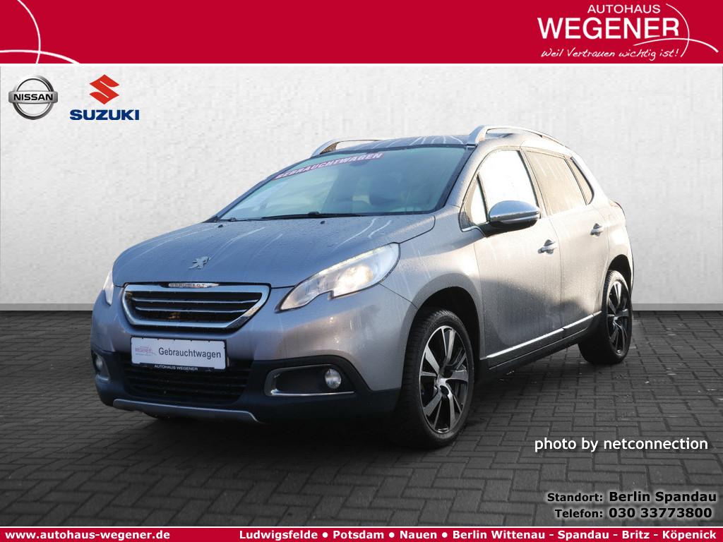 Peugeot 2008 Allure e-HDI FAP 92 Stop & Start, Jahr 2014, Diesel