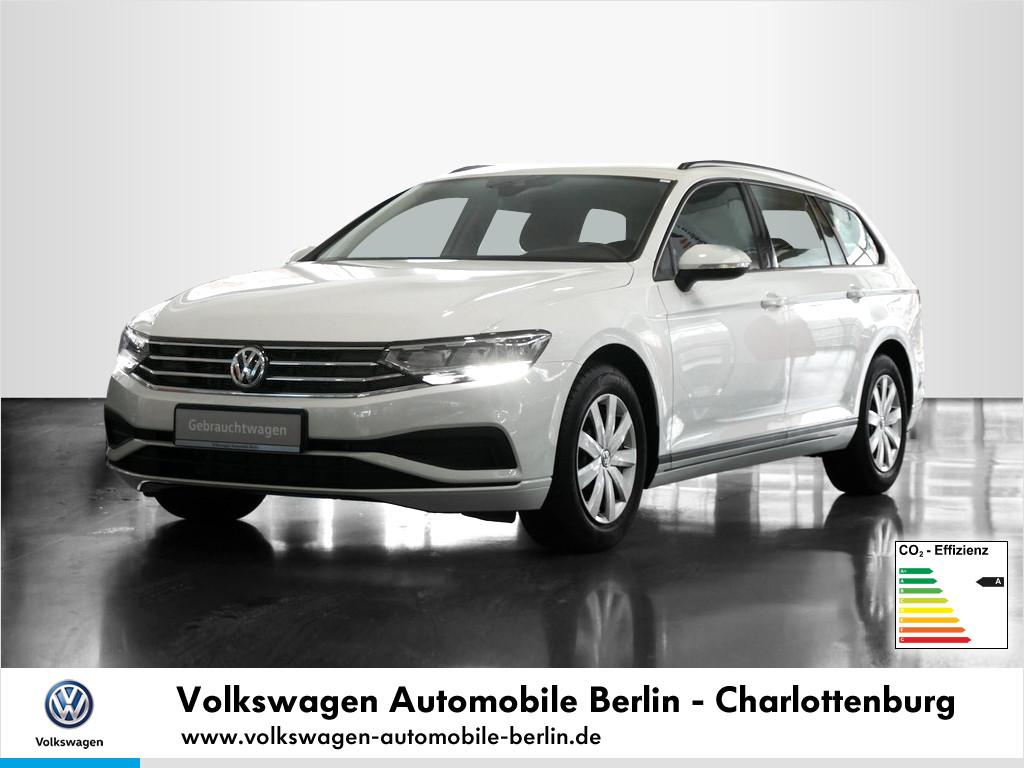 Volkswagen Passat Variant 1.6 TDI, Jahr 2019, Diesel