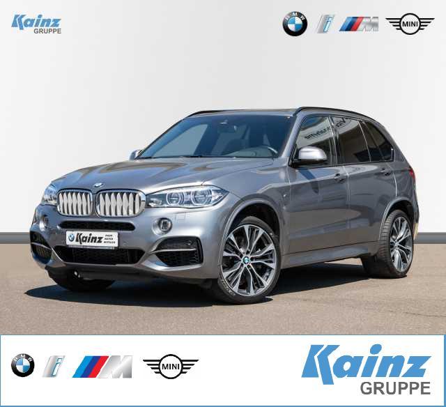 BMW X5 M50d Sport-Aut./adapt. LED/Panorama/Night Vison/HUD, Jahr 2017, Diesel