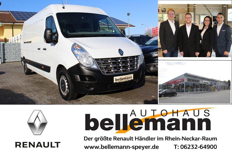 Renault Master 3,5t dCi 150 FAP L3H2 *Klima*Navi*PDC*, Jahr 2014, Diesel