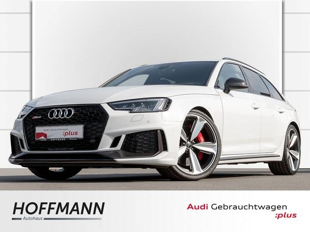 Audi RS4 Avant 2.9TFSI quattro, Jahr 2018, Benzin
