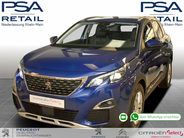 Peugeot 3008 PTech 130 S&S GPF Allure *3D-Navi*Full-LED*DAB*Keyle, Jahr 2019, Benzin