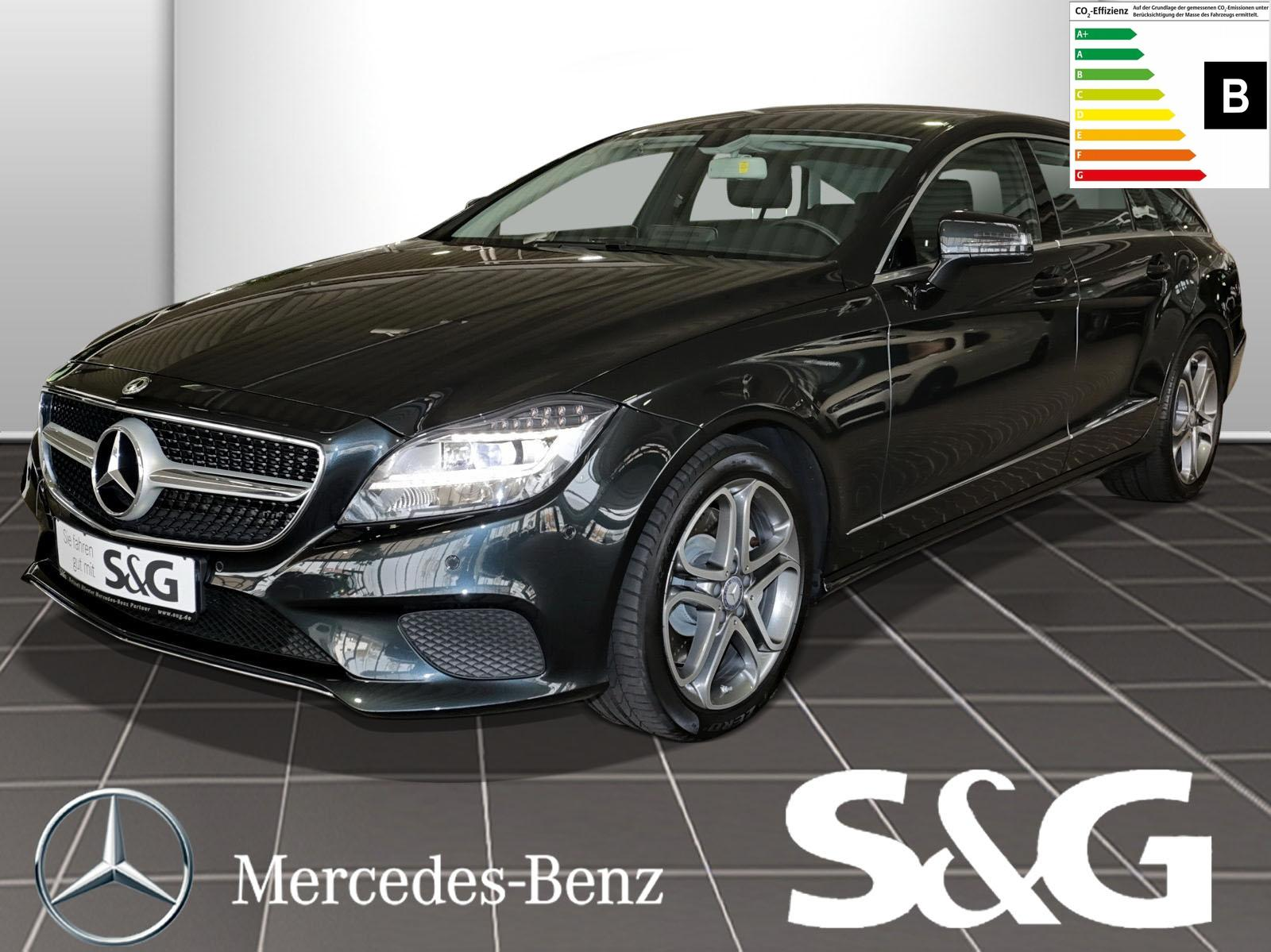 Mercedes-Benz CLS 350 Shooting Brake d 4MATIC LED/Sport-Paket, Jahr 2016, Diesel