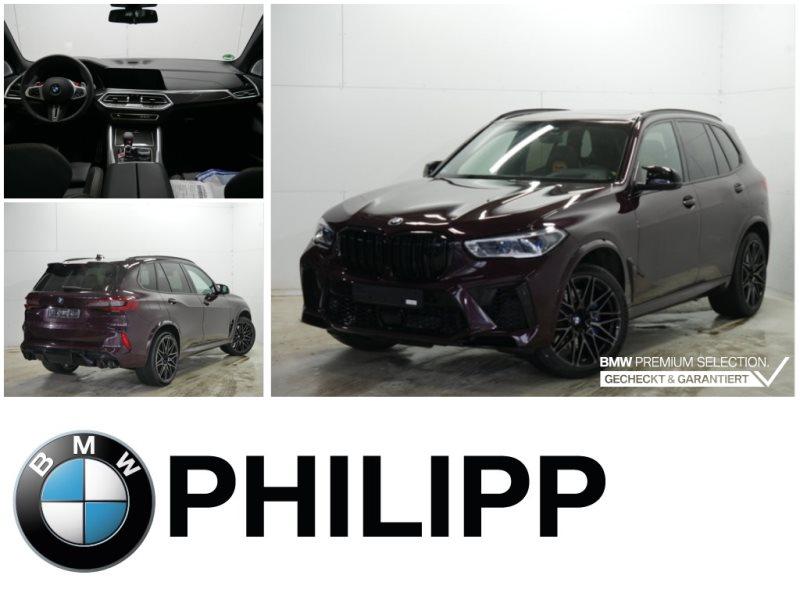 BMW X5 M Competition Night Vision Laser Sky B&W TV+ Massage, Jahr 2020, Benzin