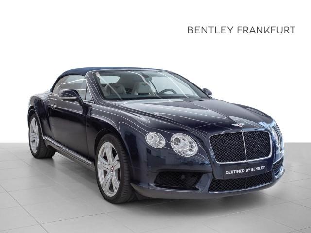 Bentley Continental GTC V8 Scheckheftgepflegt BENTLEY FRAN, Jahr 2012, Benzin