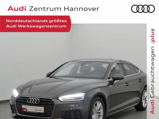 Audi A5 Sportback 2.0 TDI Xenon+Leder+Navi+PDC+SHZ, Jahr 2018, Diesel
