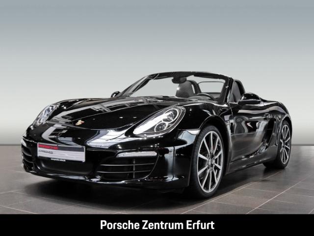 Porsche Boxster S 3.4 SportabGas/Chrono/PDK/20''/Navi/Park/Leder, Jahr 2014, Benzin