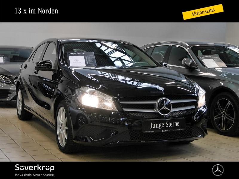 Mercedes-Benz A 180 KLIMAANLAGE+AUDIO USB+KOMFORTFAHRWERK+EU6+, Jahr 2013, Benzin