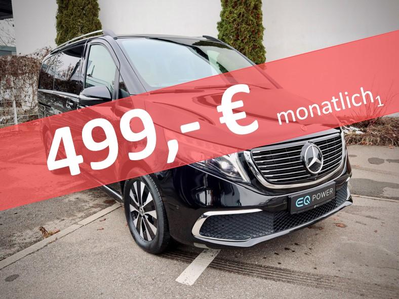 Mercedes-Benz EQV 300 Avantgarde LED / Burmester / 360° Cam, Jahr 2020, Elektro