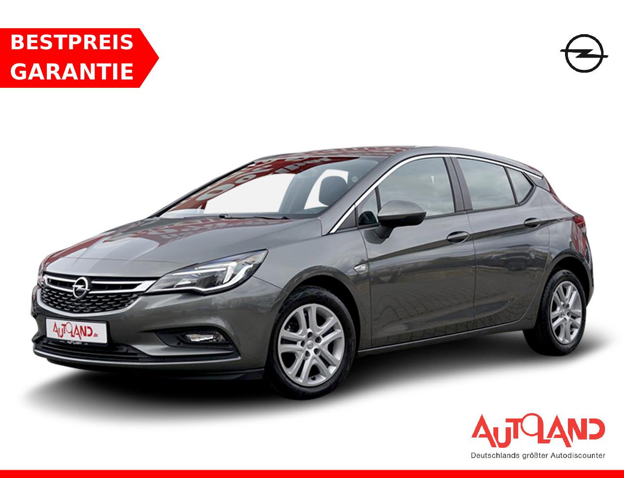 Opel Astra, Jahr 2019, Benzin