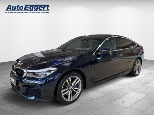 BMW 630 Gran Turismo d M Sport EU6d-T Park-Assistent M-Sportpaket Leder LED Navi Kurvenlicht, Jahr 2020, Diesel