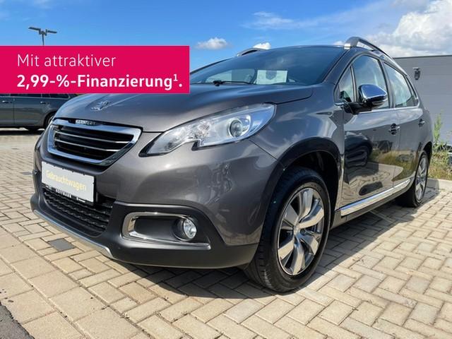 Peugeot 2008 1.6 16V VTi Allure Klimaautomatik-AHK-Navi, Jahr 2015, Benzin