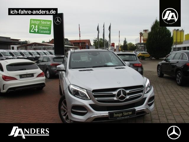 Mercedes-Benz GLE 250 d 4M Comand+LED+H&K+Distr.+360+AIR+Pano, Jahr 2016, Diesel