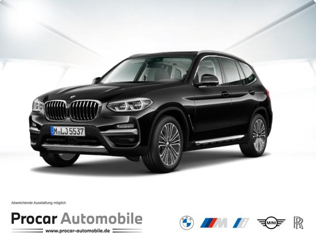 BMW X3 xDrive30d Luxury Line Head-Up DA+ AHK Standhz, Jahr 2017, Diesel