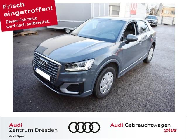 Audi Q2 2.0 TDI quattro sport LED-SW Navi, Jahr 2017, Diesel