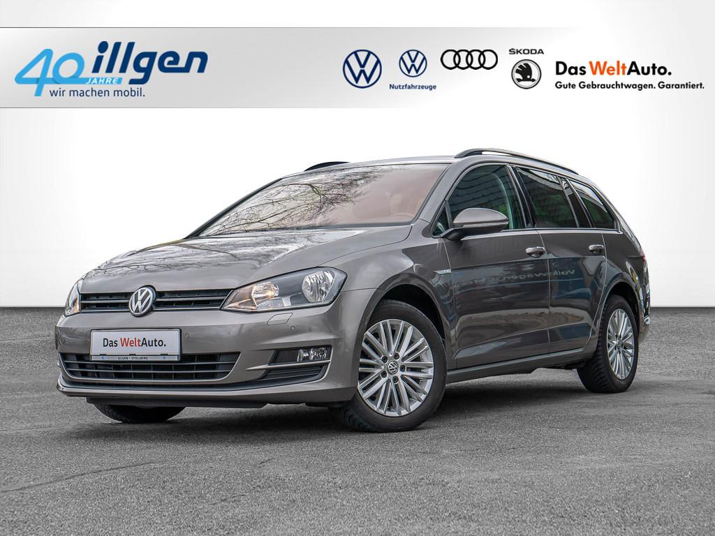 Volkswagen Golf VII Variant 1.2 TSI Cup, Jahr 2014, Benzin