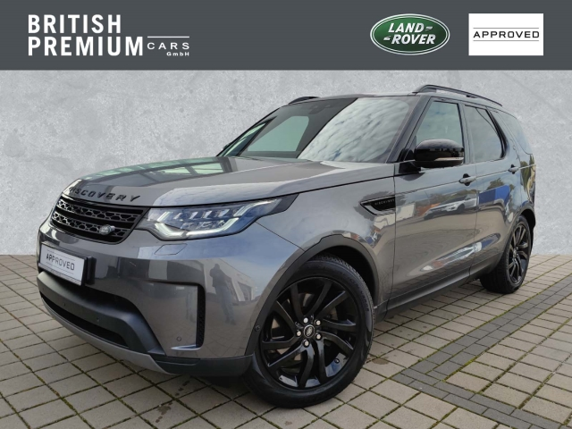 Land Rover Discovery 5 HSE TD6 3.0l Leder Sperre StandHZG Pano AHK-elektr., Jahr 2018, Diesel