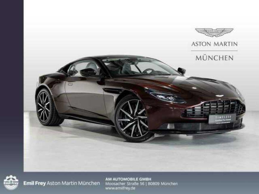 Aston Martin DB11 V8 Coupe, Jahr 2019, Benzin