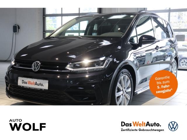Volkswagen Touran Black Style R-Line 2.0 TDI BMT Start-Stopp LED Navi Keyless Kurvenlicht, Jahr 2020, Diesel