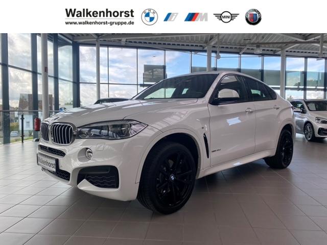 BMW X6 xDrive 40d M Sportpaket 20 Zoll Komfortsitze Head Up, Jahr 2018, Diesel