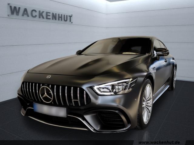 Mercedes-Benz AMG GT S 63 4M PERF.ABG&LENK+DIST+SHD+STANDH+HUD, Jahr 2019, Benzin