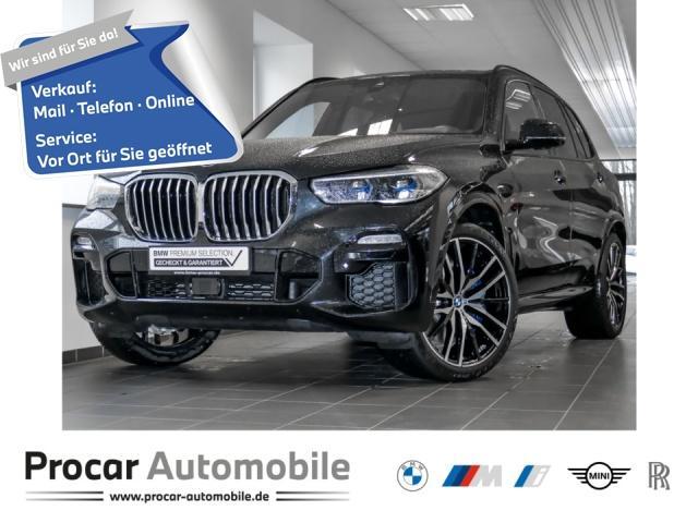 BMW X5 xDrive40i M Sportpaket Pano 22'' Lea ab 819,, Jahr 2020, Benzin