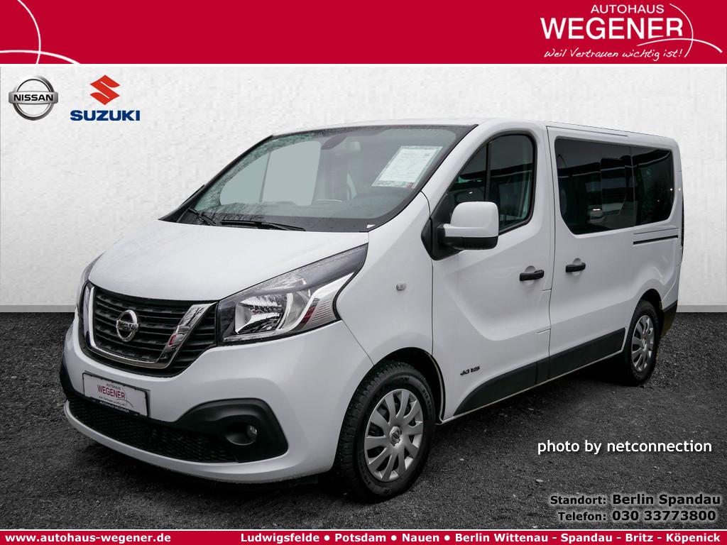 Nissan NV300 Kombi dCi 120 Premium L1H1, Jahr 2019, Diesel