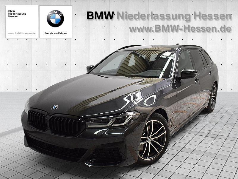 BMW 520d Touring M Sportpaket HiFi DAB LED Fl.Ass., Jahr 2020, Diesel