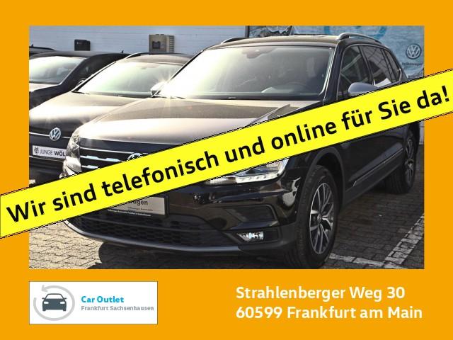 Volkswagen Tiguan Allspace 2.0 TDI Comfortline Einparkhilfe Navi Leichtmetallfelgen Tiguan 2.0LWBCLBMTFR 110TDIM6F, Jahr 2018, Diesel