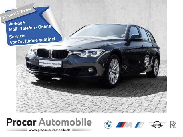BMW 320i Touring Advantage Navi Prof. Aut. Klimaaut., Jahr 2018, Benzin
