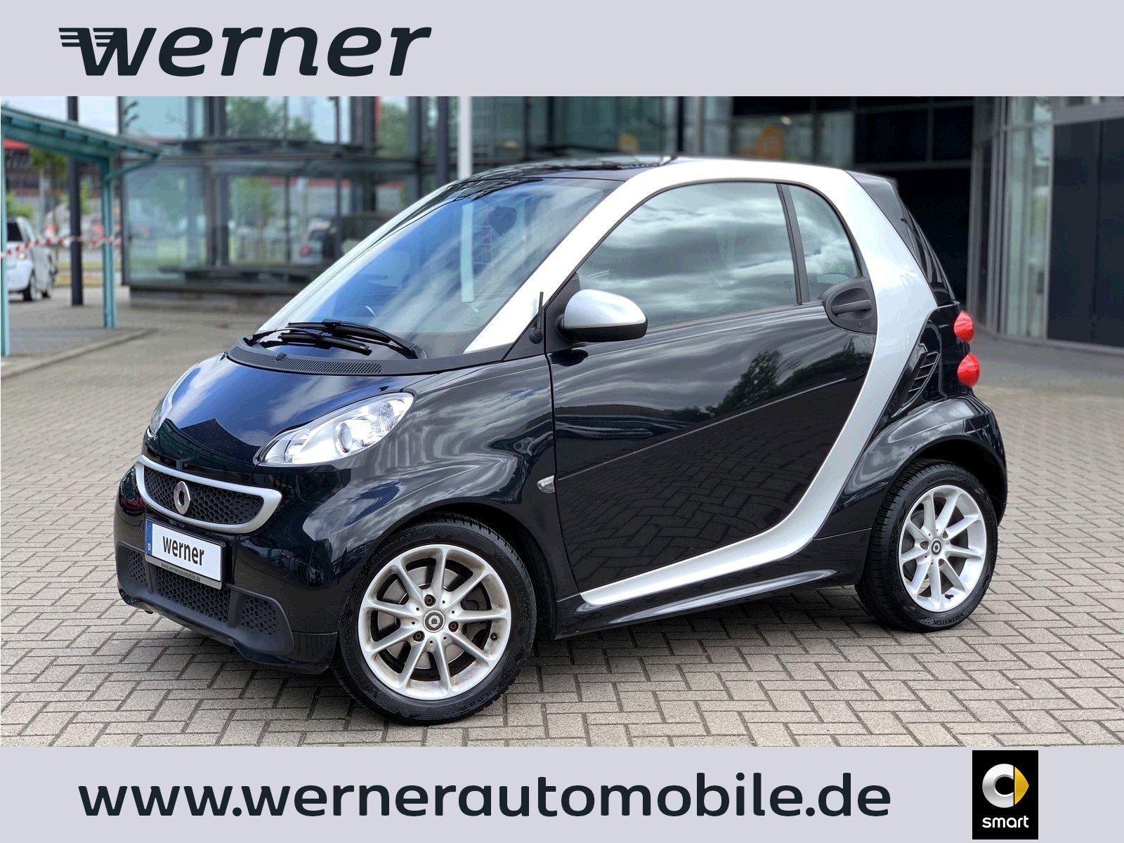 smart fortwo coupe 52 kW Passion ~AUTOM~KLIMA~SERVO~, Jahr 2014, Benzin