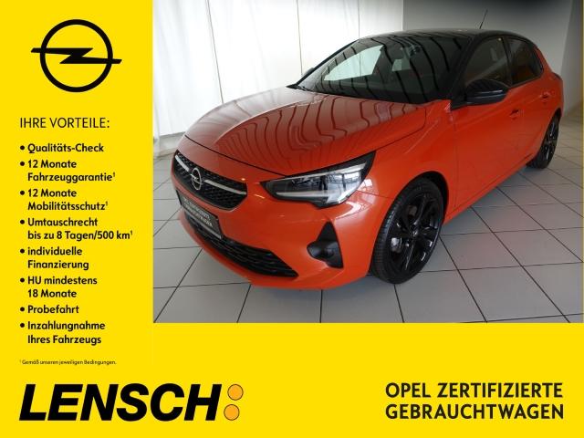 Opel Corsa F GS Line 1.2 Turbo AUTOM+LED-MATRIX+PDC, Jahr 2020, Benzin