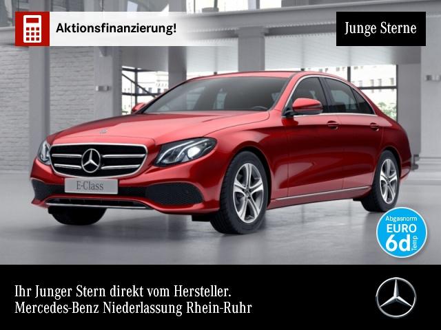 Mercedes-Benz E 200 Avantgarde Stdhzg LED Kamera Totwinkel PTS, Jahr 2019, Benzin