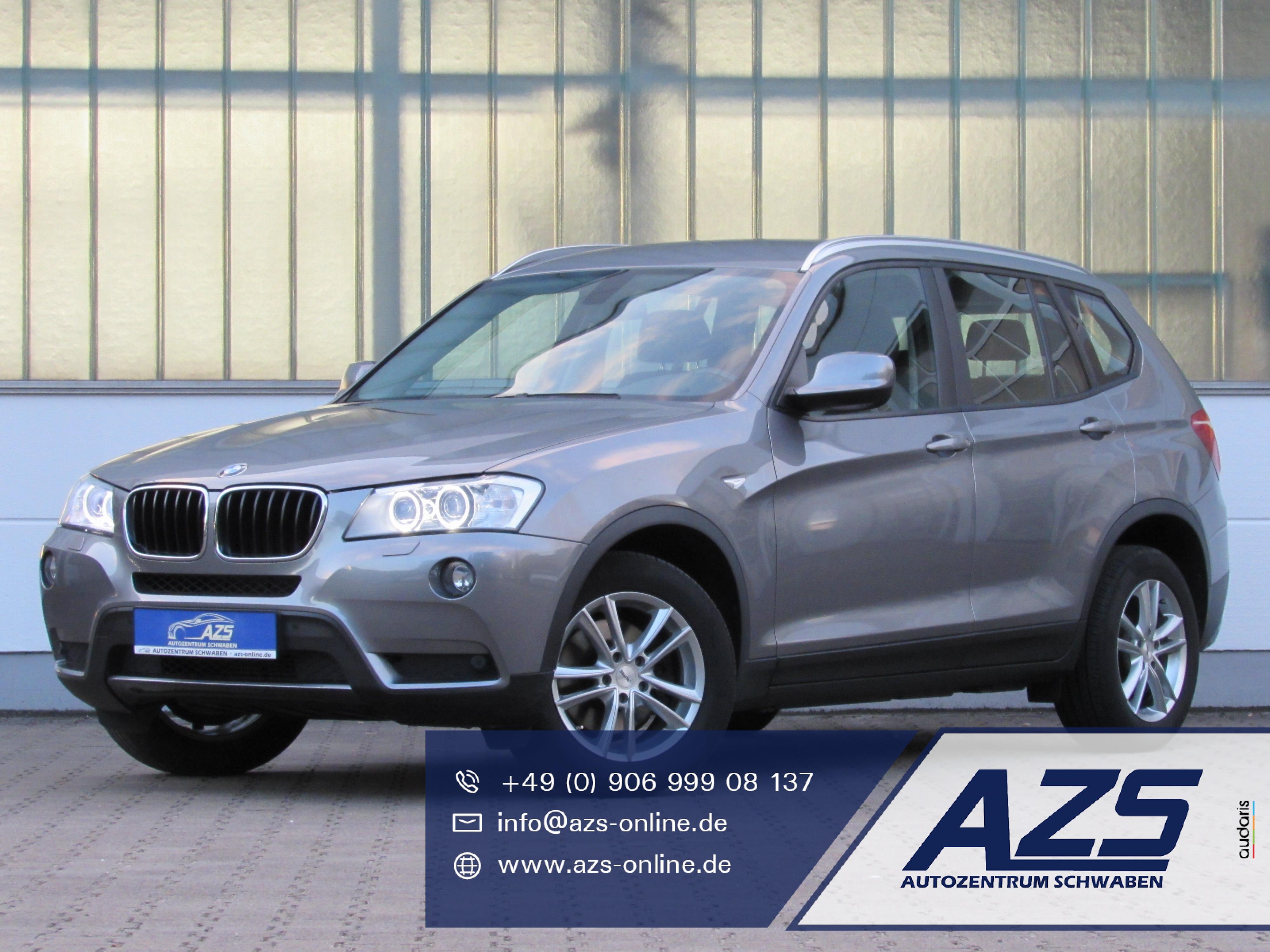 BMW X3 xDrive   Navi   Bi-Xenon   PDC   1,99%  , Jahr 2013, Diesel