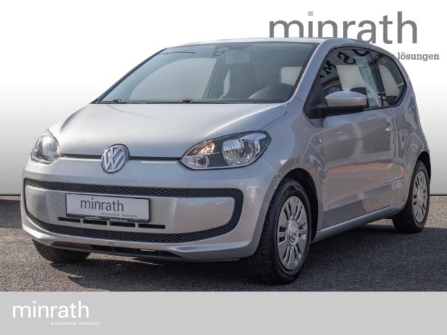 Volkswagen up! move BMT 1.0 Klima PDC CD MP3 ESP Sport Seitenairb., Jahr 2016, Benzin