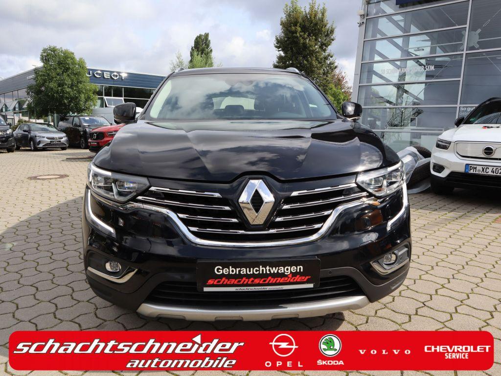 Renault Koleos ENERGY dCi 175 4WD INTENS+LED+Kamera+Navi, Jahr 2018, Diesel