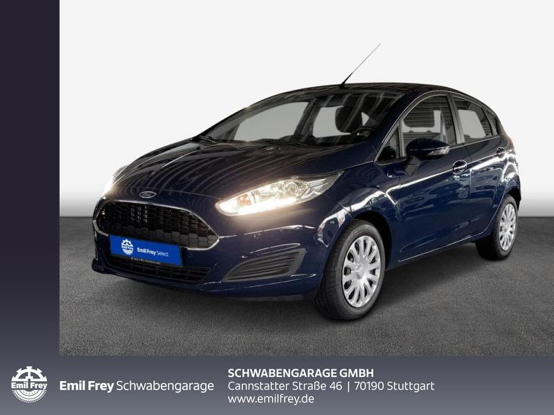 Ford Fiesta Trend Navi Klima PDC, Jahr 2017, Benzin