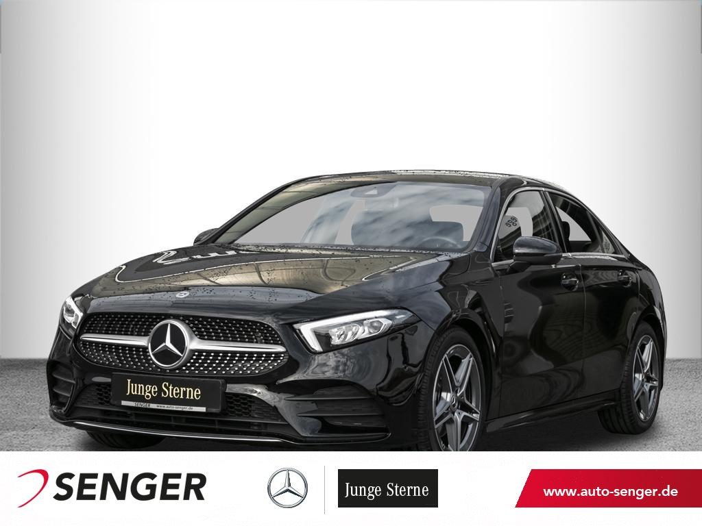 Mercedes-Benz A 180 Limousine*AMG*Display digital*Ambiente*LED, Jahr 2020, Benzin