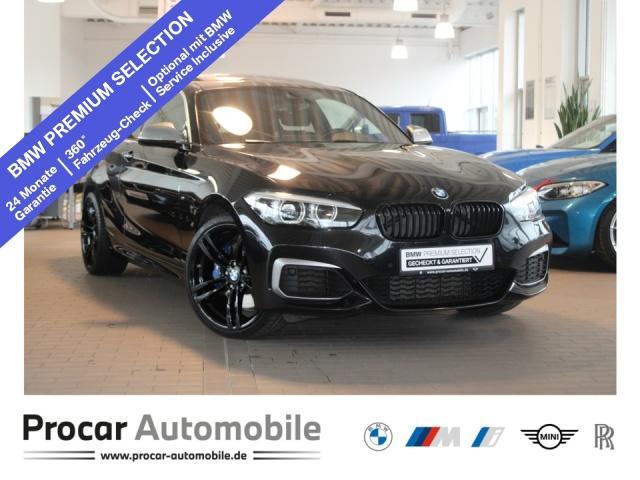 BMW M140i xDrive+NaviProf+GSD+LED+Harman/Kardon+19'', Jahr 2017, Benzin