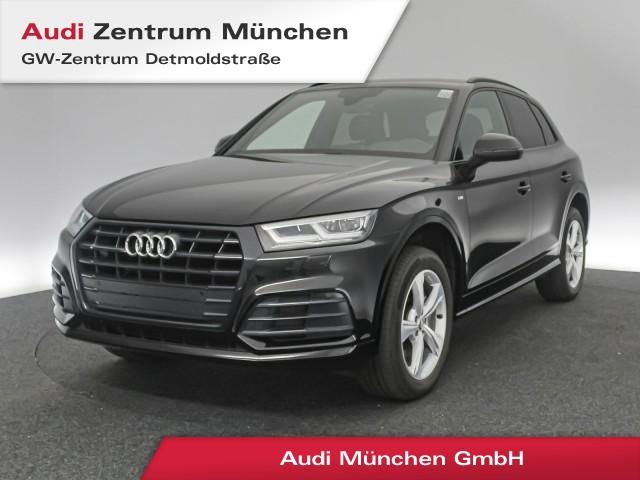 """Audi Q5 40 TDI qu. Sport S line 19"""" HUD Virtual LED Navi R-Kamera SideAssist S tronic, Jahr 2019, diesel"""