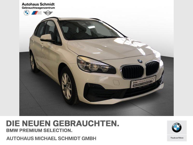 BMW 216d AHK+LORDOSE+NAVIGATION+TEMPOMAT+, Jahr 2018, Diesel