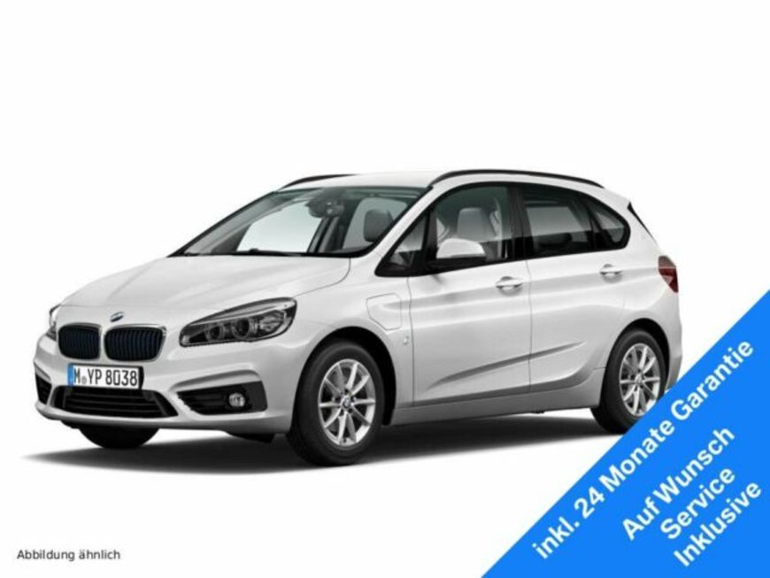 BMW 225xe iPerformance Active Tourer Sport Line LED, Jahr 2016, hybrid