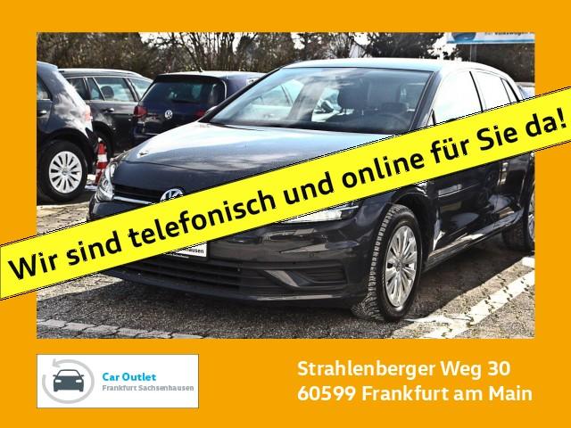 Volkswagen Golf VII 1.6 TDI Trendline Einparkhilfe Klimaanlage Sitzheizung Golf 1,6 TLB 85 fTDIM5F, Jahr 2019, Diesel