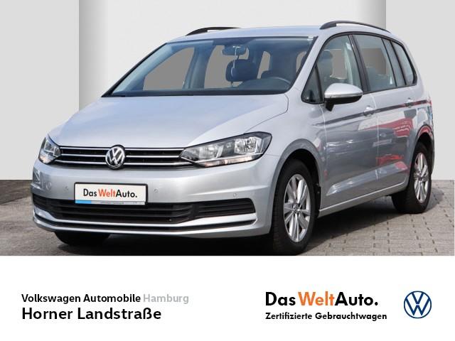 Volkswagen Touran 1.5 TSI DSG Comfortline Navi Einparkhilfe, Jahr 2020, Benzin