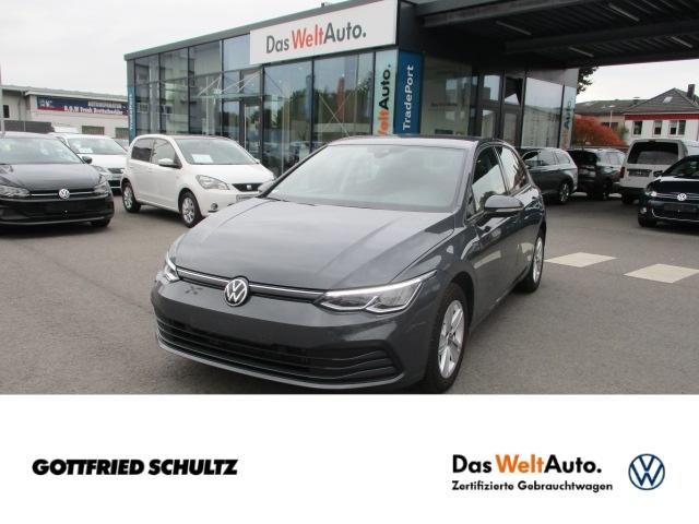 Volkswagen Golf Life 1.0 TSI LED PDC RFK SHZ GRA FSE, Jahr 2021, Benzin