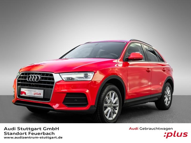 Audi Q3 1.4 TFSI Xenon Navi PDC plus Sitzheizung, Jahr 2018, Benzin