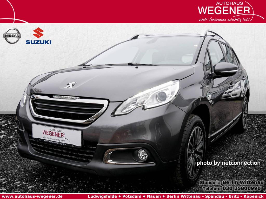 Peugeot 2008 Active PureTech 1.2 82 VTi, Jahr 2016, Benzin