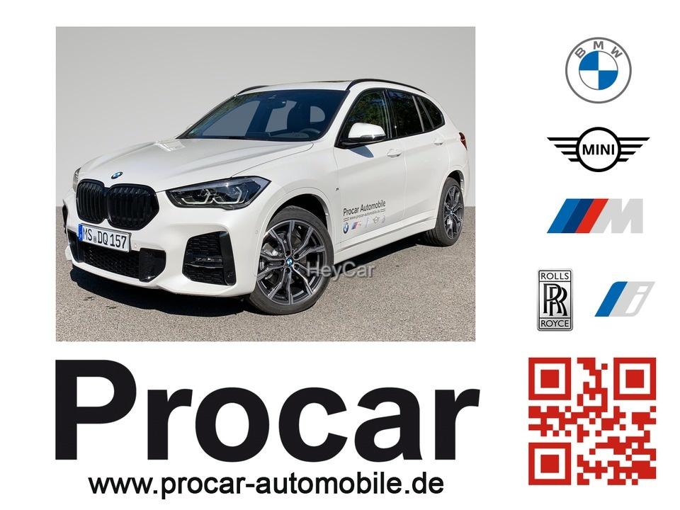 BMW X1 sDrive20d M Sport Navi LED Pano Leder Keyles, Jahr 2020, Diesel