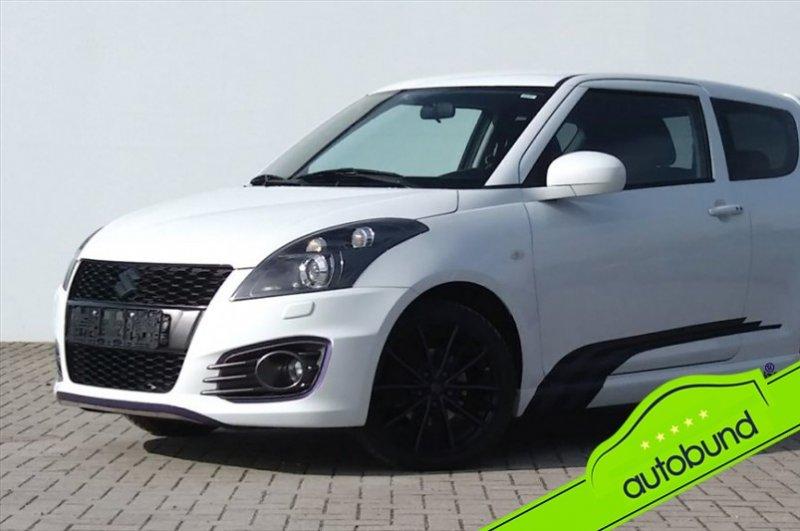 Suzuki Swift V 1,6 Sport Garantie Keyless, Jahr 2016, Benzin