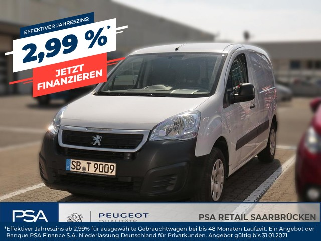 Peugeot Partner Kawa Electric L1 | Klima | SHZ | Bluetooth | PDC |, Jahr 2017, Elektro
